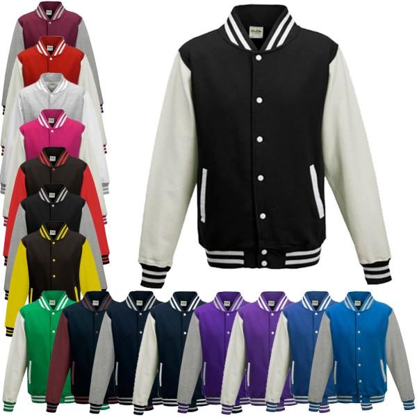 Varsity Jacket Sweatjacke