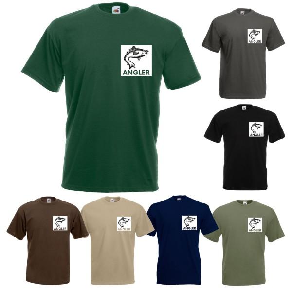 Angel Fun T-Shirt - Angler Symbol