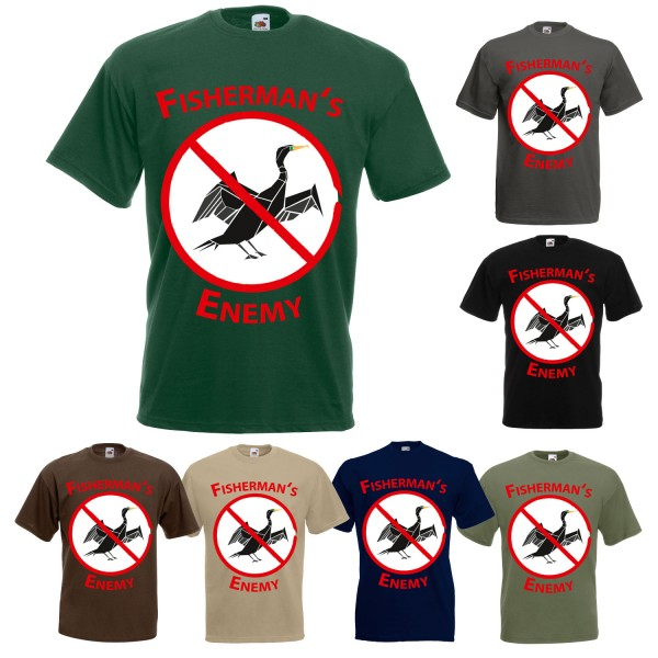 Angel Fun T-Shirt - Fisherman's Enemy