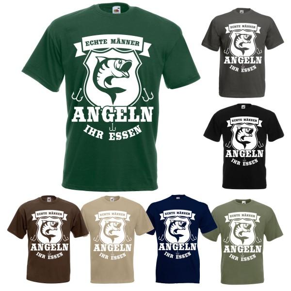 Angel Fun T-Shirt - Echte Männer