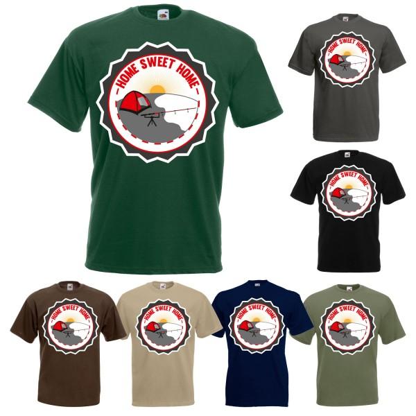 Angel Fun T-Shirt - Home sweet home