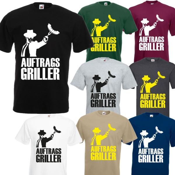 Unisex T-Shirt Auftragsgriller