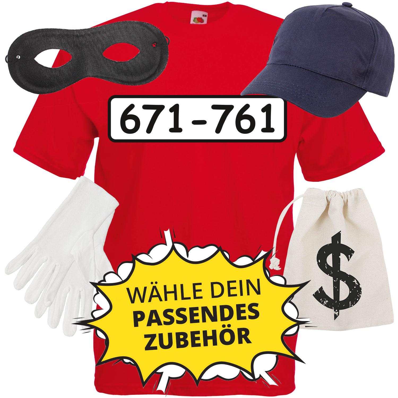 b0728a0c23 Panzerknacker Unisex T-Shirt Set | KARNEVAL / FASCHING | THEMEN ...