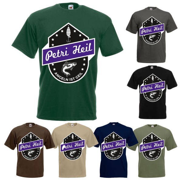 Angel Fun T-Shirt - Petri Heil