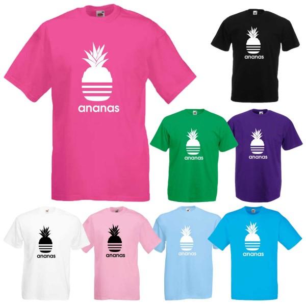 Unisex T-Shirt Ananas