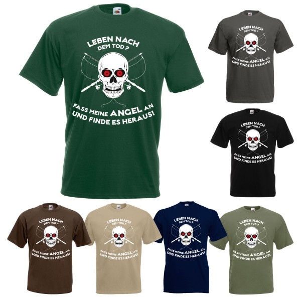Angel Fun T-Shirt - Leben nach dem Tod